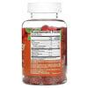 Gummiology, علكات القنفذية والعكبر للبالغين، نكهة توت العليق الطبيعي، 100 علكة نباتية