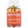 Gummiology, Adult Apple Cider Vinegar Gummies, Natural Apple Flavor, 90 Vegetarian Gummies