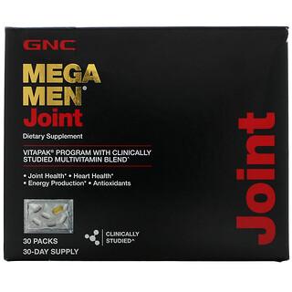 GNC, Mega Men, Joint, Vitapak Multivitamin Blend, 30 Packs