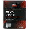 GNC, AMP, Men's Ripped Vitapak Program, мультивитамины для мужчин, для метаболизма и поддержки мышц, 30пакетиков