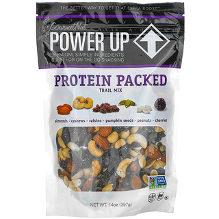 Power Up, Protein Packed Trail Mix, 14 oz (397 g)