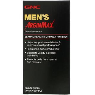 GNC, Men's ArginMax, 180 Caplets