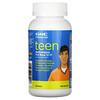 GNC, Milestones, мультивитамины для подростков, для мальчиков 12-17 лет, 120 капсул