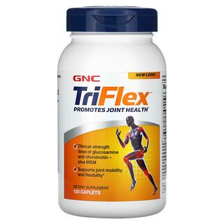 GNC, TriFlex, 120 Caplets