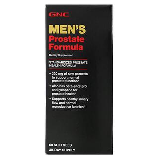 GNC, Men's Prostate Formula, 60 Softgels