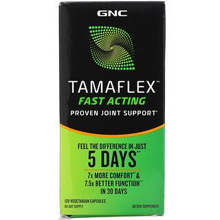 GNC, Tamaflex, Fast Acting, 120 Vegetarian Capsules