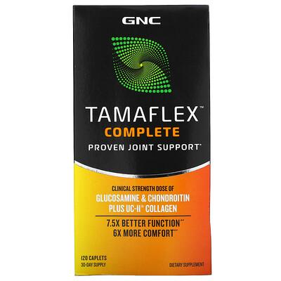 GNC Tamaflex Complete, Joint Support, 120 Caplets