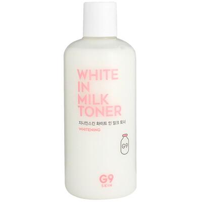 Купить G9skin Тонер White In Milk, 300 мл