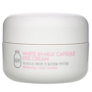 G9skin, White In Milk Capsule Eye Cream, 30 g отзывы покупателей