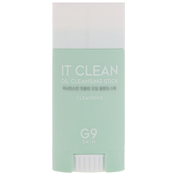 G9skin, It Clean Oil Cleansing Stick, 35 g
