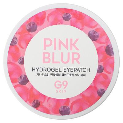 Купить G9skin Pink Blur Hydrogel Eyepatch, 100 g