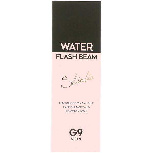 G9skin, Water Flash Beam, 40 ml (Discontinued Item)
