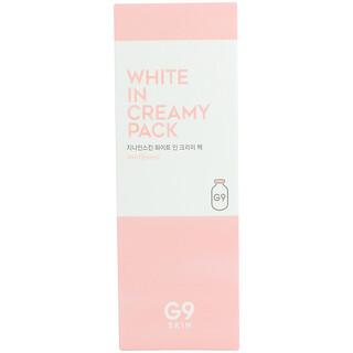 G9skin, White In Creamy Pack, 200 ml