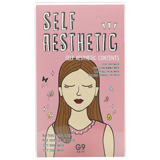 G9skin, Self Aesthetic Magazine, 8 Masks