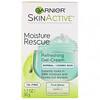 Garnier, SkinActive, Moisture Rescue Refreshing Gel-Cream, Normal/Combo Skin, 1.7 oz (50 g)