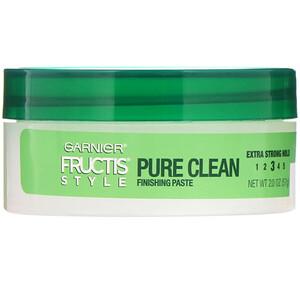 Garnier, Fructis, Pure Clean, Finishing Paste,  2 oz (57 g) отзывы