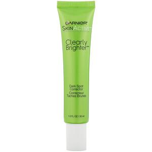 Garnier, SkinActive, Clearly Brighter, Dark Spot Corrector, 1 fl oz (30 ml) отзывы