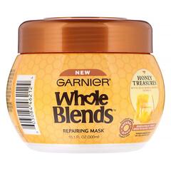 Garnier, 全混合系列蜂蜜修復髮膜,10.1 液量盎司(300 毫升)
