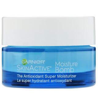 Garnier, SkinActive, Moisture Bomb, The Antioxidant Super Moisturizer, 1.7 oz (48 g)