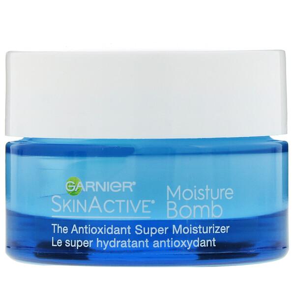 肌肤焕活系列,补水保湿霜,含抗氧超保湿剂,1.7 盎司(48 克)