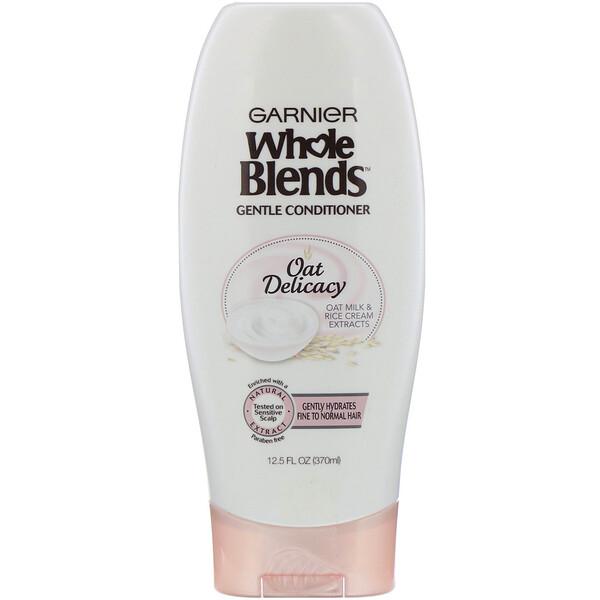 Whole Blends, Gentle Conditioner, Oat Delicacy, 12.5 fl oz (370 ml)