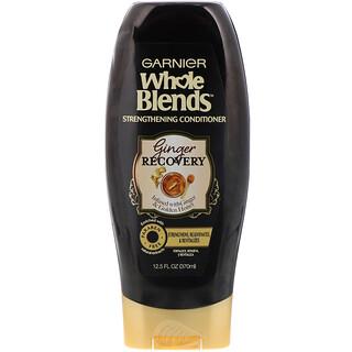 Garnier, Whole Blends, Strengthening Conditioner, Ginger Recovery, 12.5 fl oz (370 ml)
