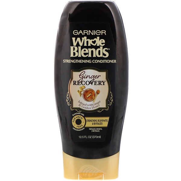 Whole Blends, Strengthening Conditioner, Ginger Recovery, 12.5 fl oz (370 ml)