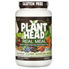 Genceutic Naturals, Plant Head, Real Meal, Chocolate, 2.3 lb (1,050 g)