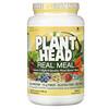 Genceutic Naturals, 플랜트 헤드, 리얼 식사, 바닐라, 2.3 lb (1050 g)
