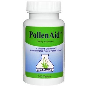 Граминэкс, PollenAid, 200 Tablets отзывы покупателей