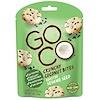 GoCo, クランチーココナッツバイツ、ローストセサミシード(炒りごま)、1.4オンス (40 g)