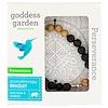 Goddess Garden, Orgánicos, Perseverancia, Pulsera de aromaterapia, 1 Brazalete