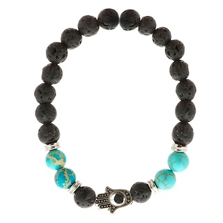 Goddess Garden, Organics, Serenity, Aromatherapy Bracelet, 1 Bracelet
