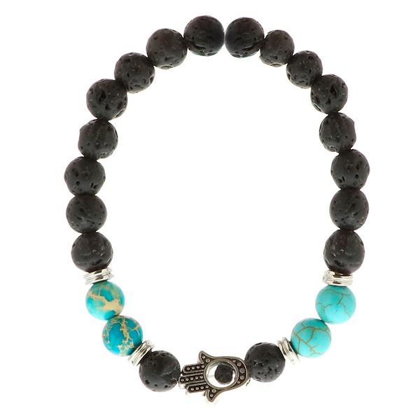 Goddess Garden, Organics, Serenity, Aromatherapy Bracelet, 1 Bracelet (Discontinued Item)