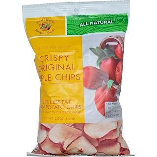 Good Health Natural Foods, Apple Chips, Original, 2.5 oz (70.1 g)