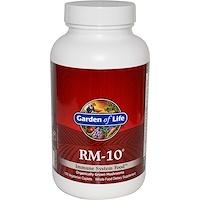 RM-10, еда для иммунной системы, 120 капсул на растительной основе - фото