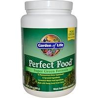 Идеальная пища, супер-зеленая формула, 21.16 унций (600 г) - фото