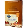 Garden of Life, Organic, Super Seed, Whole Food Fiber Bar, Apple Cinnamon, 12 Bars, 2.4 oz (68 g) (Discontinued Item)
