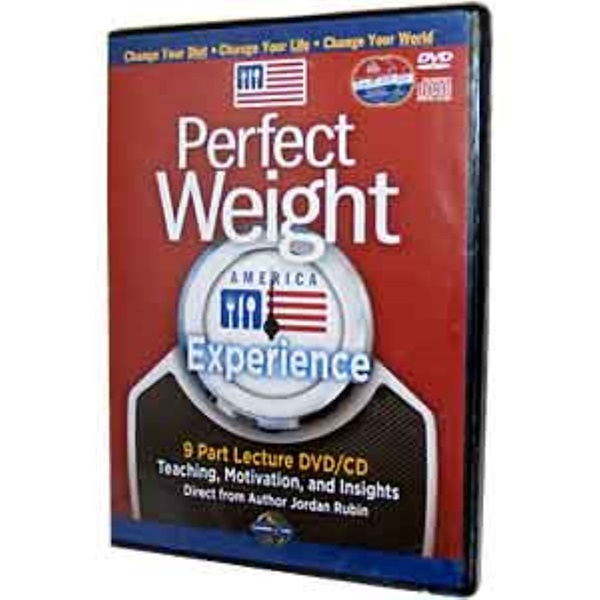 Garden Of Life, Perfect Weight America, Experience, 2 Disc DVD/CD (