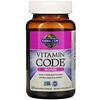 Garden of Life, Vitamin Code(ビタミンコード)、女性用自然食品のマルチビタミン、ベジカプセル120粒