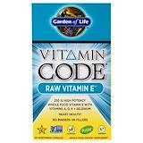 Отзывы о Garden of Life, Vitamin Code, натуральный витамин E, 60 овощных капсул