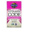 Garden of Life, Vitamin Code, RAW Antioxidants, 30 Vegan Capsules