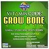 Garden of Life, Vitamin Code, Grow Bone System, 2 Part Program