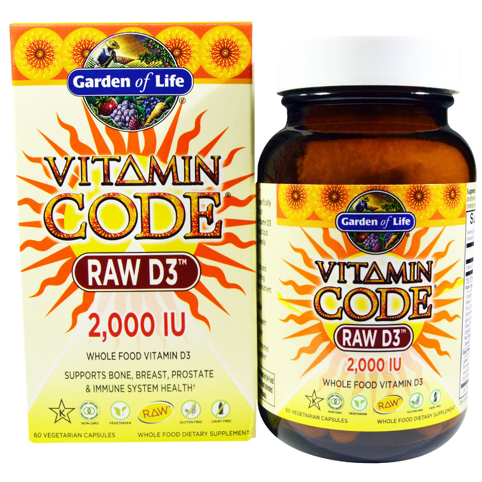 vcapsules mcg raw garden life hover zoom to vitamin of code