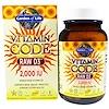Garden of Life, Vitamin Code, Raw D3, 2,000 IU, 60 Vegetarian Capsules
