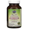 Garden of Life, RAW Enzymes, Women 50 & Wiser, 90 Vegetarian Capsules