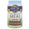 Garden of Life, Raw Organic Meal, Shake & Meal Replacement, Chocolate Cacao, 34.8 oz (986 g)