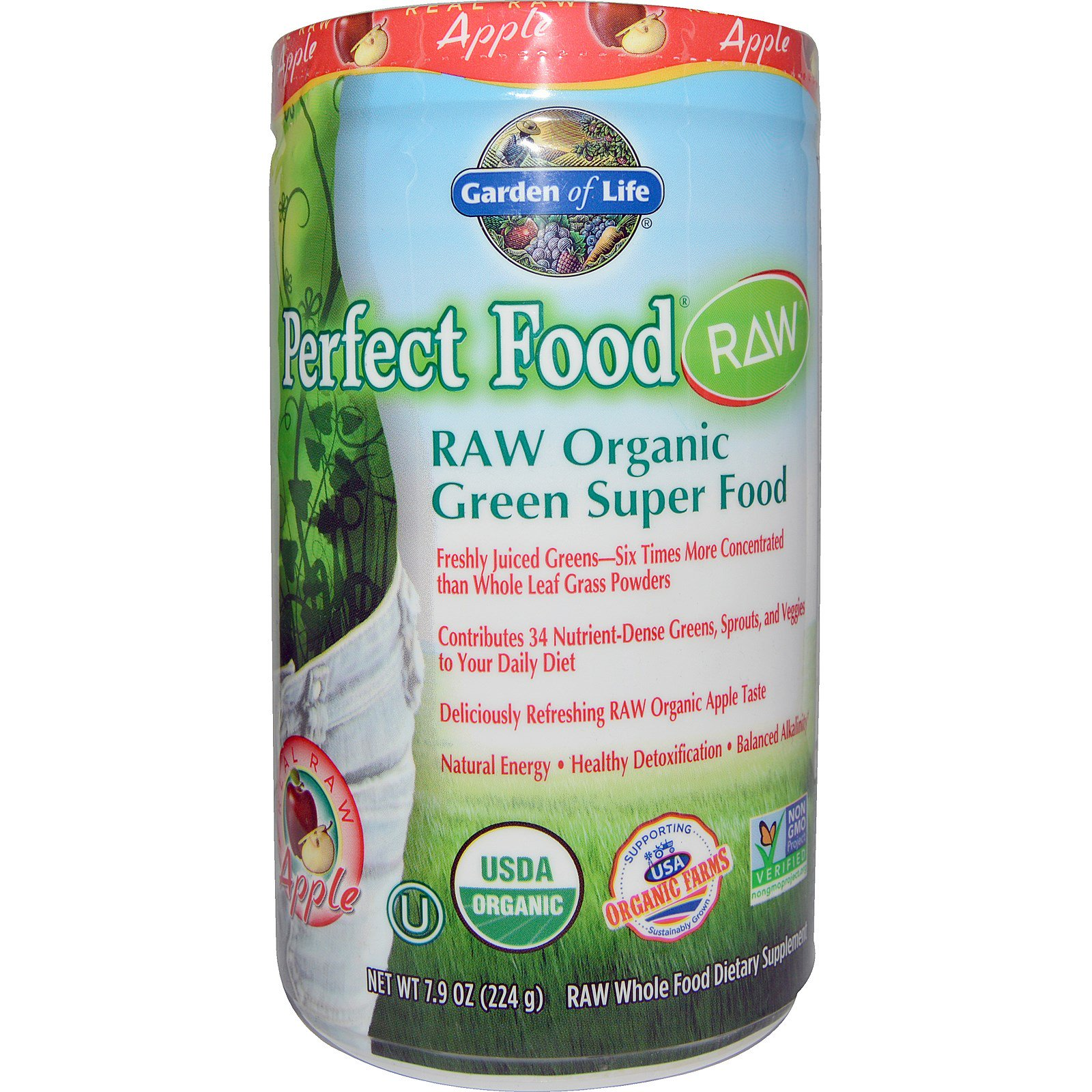 living foods garden life perfectfood of lifestyle perfect powder category food shop meal raw replacement