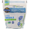 Garden of Life, 100% Organic Flax & Chia Blend, 12 oz (340 g)