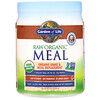 Garden of Life, RAW Organic Meal, Shake & Meal Replacement, Vanilla Spiced Chai, 16 oz (454 g)